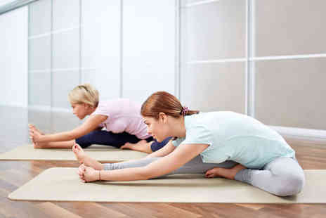 Horizons Leisure Club - Five Pilates or Yoga Classes - Save 58%
