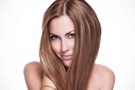 Hair by Andy - Haircut Blow dry and Conditioning Treatment - Save 70%