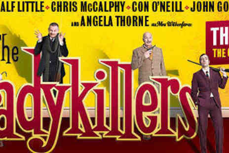 The Ladykillers - Second Price Ticket  - Save 38%