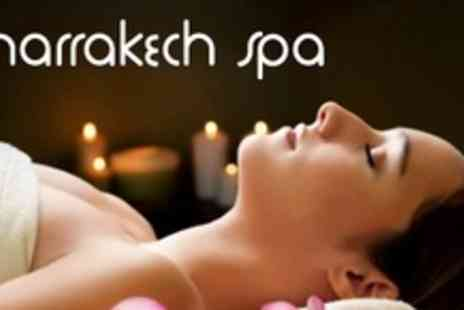 The Marrakech Spa - Spa Day For Two With Full Body Massage - Save 62%