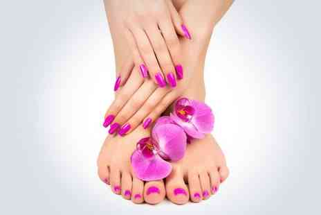 Beauty LA - Gel fingers and Gel toes - Save 50%
