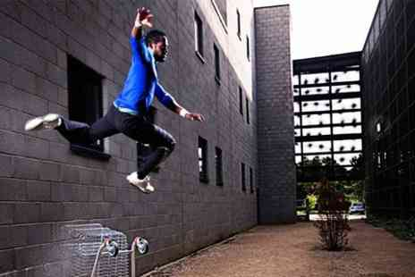 Paramount Parkour Academy - Free Running Four Classes - Save 68%