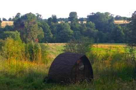 Adventure In the Meadow - In Midlothian Two Night Glamping For Two - Save 68%