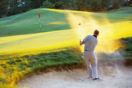 Ruddington Grange Golf Club - 18 Holes of Golf for Two People - Save 57%