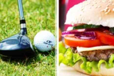 Thornbury Golf Centre - Golf & lunch for two on the 18 hole Severn View Par 3 course - Save 71%