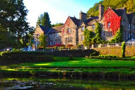 Royal Oak Hotel - In Snowdonia Overnight Stay with Meals - Save 46%