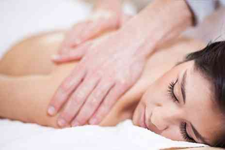 Fluidmotion Modern Massage - Sports, Remedial or Relaxation Massage - Save 53%