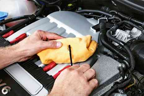 Bond Motor Services - MOT With Minor Repairs and Fluid Top Up - Save 38%
