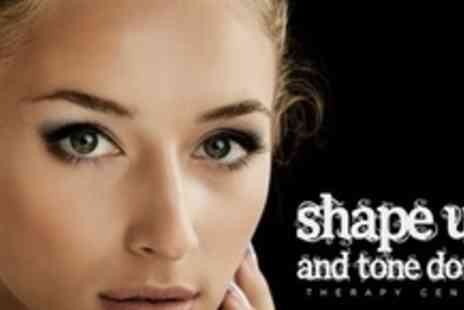 Shape Up and Tone Down - Three Sessions of Microdermabrasion For Face or Body - Save 68%