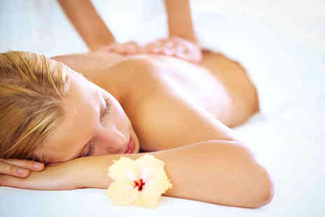 Beauty Beehive - Hour Long Aromatherapy or Swedish Massage with Mini Facial - Save 67%