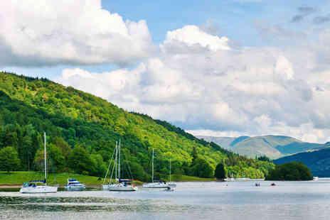 Newby Bridge - A Hotel Overlooking the Shores of Windermere - Save 53%