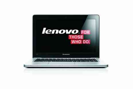 Box.co.uk - Lenovo IdeaPad U310 Ultrabook in a Choice of 3 Colours - Save 39%