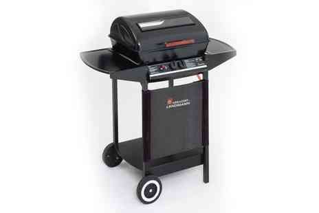The Electric Incentive Company - Landmann Grill Chef Gas Barbecue with Flame Tamer - Save 40%
