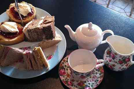 The Coffee House Kegworth - Afternoon Tea for Two - Save 25%
