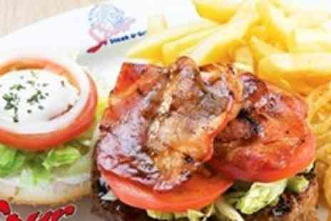Spur Steak & Grill - Two Course Meal Worth - Save 60%
