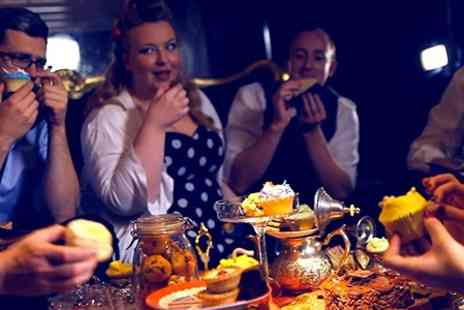 G & Teatime - Gin Tasting With Afternoon Tea For One - Save 61%