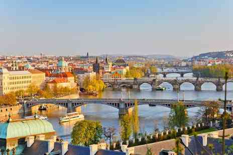 Viva Holidays - Three night Prague city break - Save 37%