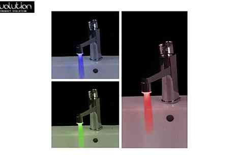 Mytouchscreen.co.uk - LED Coloured Tap Lights - Save 20%