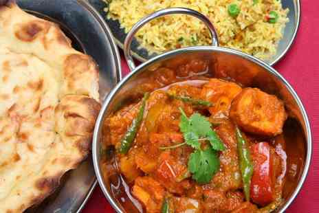 Als Tikka Grill - Delicious Indian meal for two - Save 59%