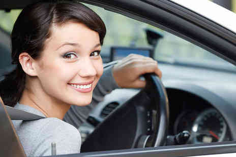 In Gear Driving School - Three 60 Minute Driving Lessons - Save 75%