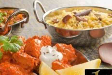 The Ashoka - Five Course Indian Buffet For Four - Save 76%