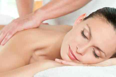 Studio 75 Salon - One Hour Long Massage - Save 50%