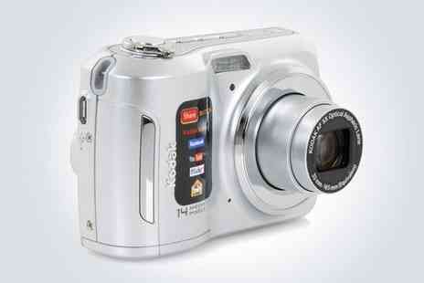 Solent Marketing Solutions - Kodak 14MP Easyshare C195 digital camera in silver  - Save 44%