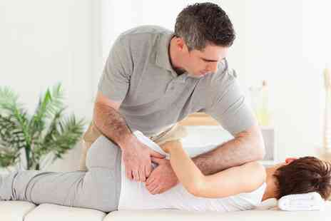 Suffolk Clinic - Deep Tissue Sports Massage - Save 63%