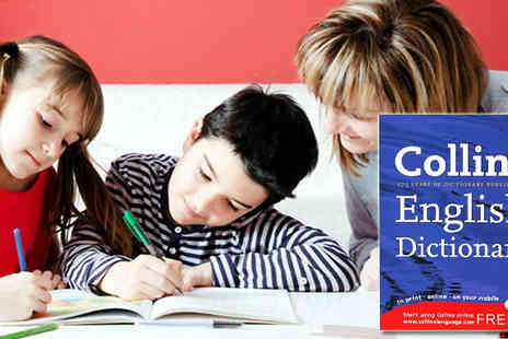 Onevolution - Spell your way to the top of the class with the Collins Oxford Dictionary - Save 80%