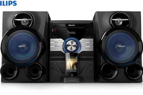 The Electric Incentive Company - Philips Mini Hi Fi System - Save 50%