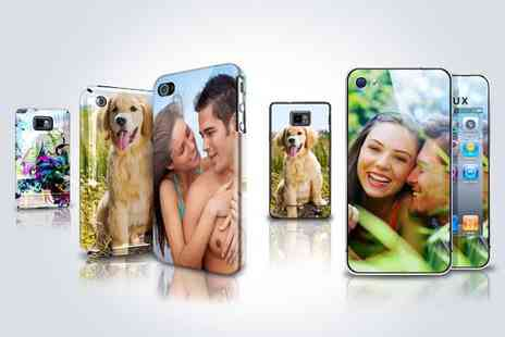 Wrappz - One customised phone cover case and one customised skin - Save 50%