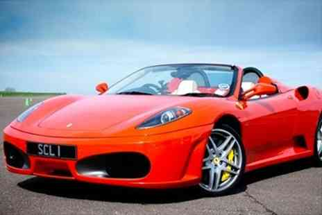 Supercar Lifestyle - Supercar Experience Two Laps in Choice of Car - Save 20%