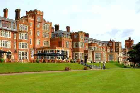 Selsdon Park Hotel - In Surrey One Night 4star Stay For Two With Dinner and Champagne - Save 54%