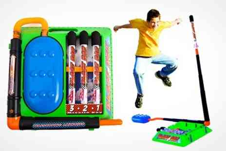 Net Price Direct - Childrens Blast Pad Missile Launch Toy - Save 50%