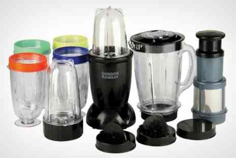 Ebeez.co.uk - Gordon Ramsay 17 Piece Multi Blender Set - Save 50%