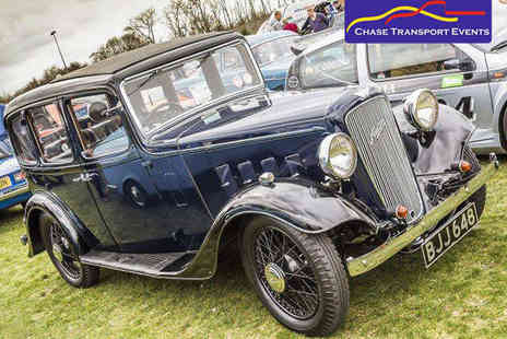 Chase Transport Events - Entry for Two to Transport Festival and Fayre - Save 50%