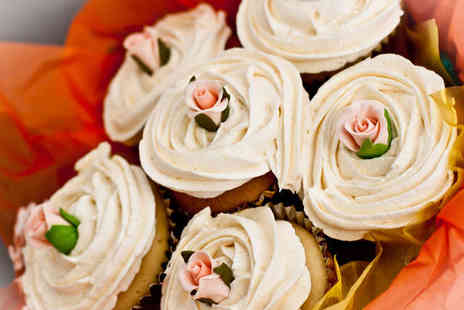 Cakes Classes & Cutters - Box of 12 Handmade Cupcakes - Save 58%