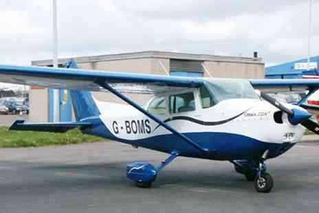 Almat Aviation - Introductory Flying Lesson - Save 56%