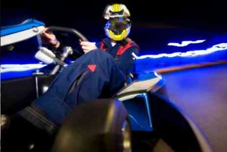 F1Karting - 50 Lap Indoor Karting Race - Save 56%