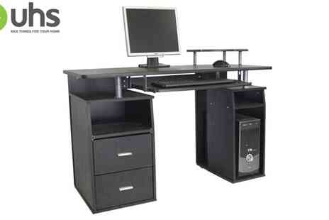 United Homestores - Get a Choice of Computer Desks - Save 70%