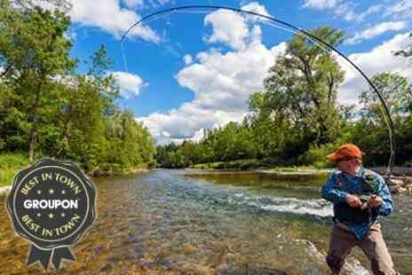 Bewl Water Kent - Day of Fly Fishing - Save 52%