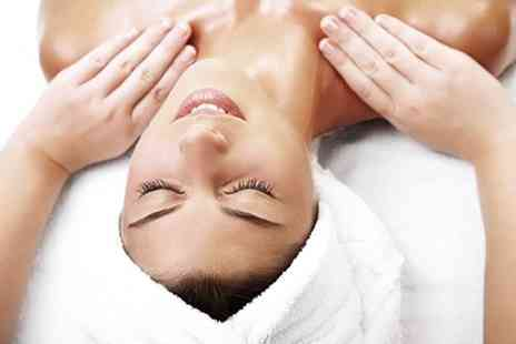 Belles & Beaus - Luxury Facial Plus Back, Neck and Shoulder Massage - Save 55%