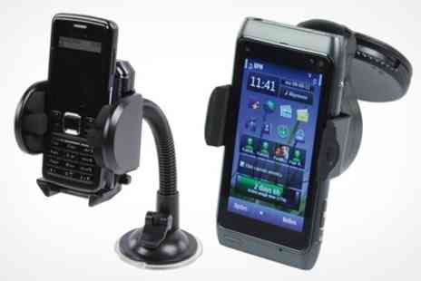 ASK Direct - In Car Phone Holders - Save 65%