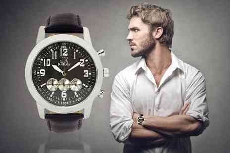 Jan Kauf - Truly sophisticated JK1035 watch - Save 46%