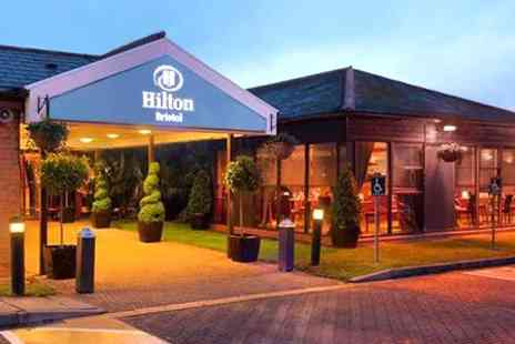 Hilton Bristol - Wedding Package With Three Course Wedding Breakfast and Evening Finger Buffet - Save 37%