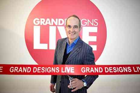 Grand Designs Live Birmingham - Standard Entry For Two - Save 62%