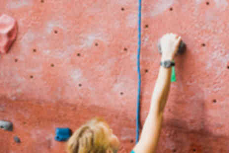 Alter Rock Climbing Centre - Beginners Guide to Climbing Course - Save 61%