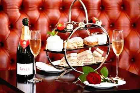 The Montpellier - Afternoon Tea For Two - Save 43%