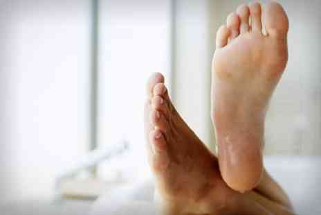 Little Venice Podiatry - Podiatry Treatment With Moisturise and Massage - Save 31%