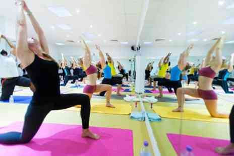 Feel Hot Yoga - Hot Yoga Eight Classes - Save 71%